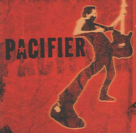 Pacifier cover art