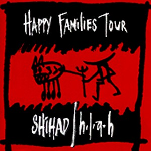 Happy Families Tour EP cover art