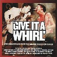 Give It A Whirl: The soundtrack from the major television series