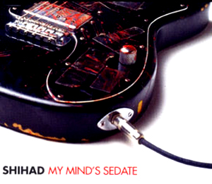 My Mind's Sedate cover art
