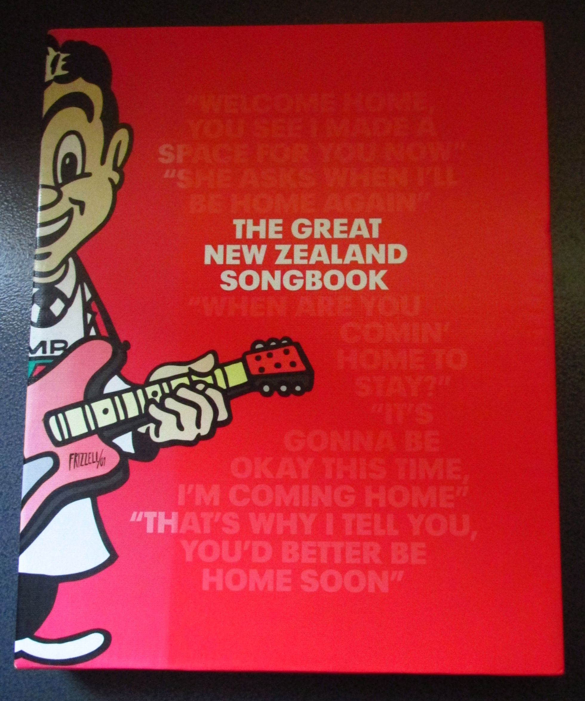 Great NZ Songbook