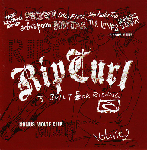 Rip Curl: Built For Riding Vol. 2