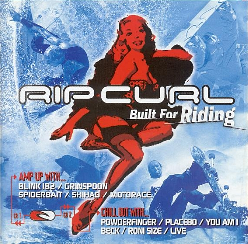 Rip Curl: Built For Riding Vol. 1