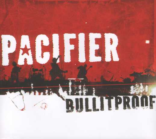 Bullitproof cover art