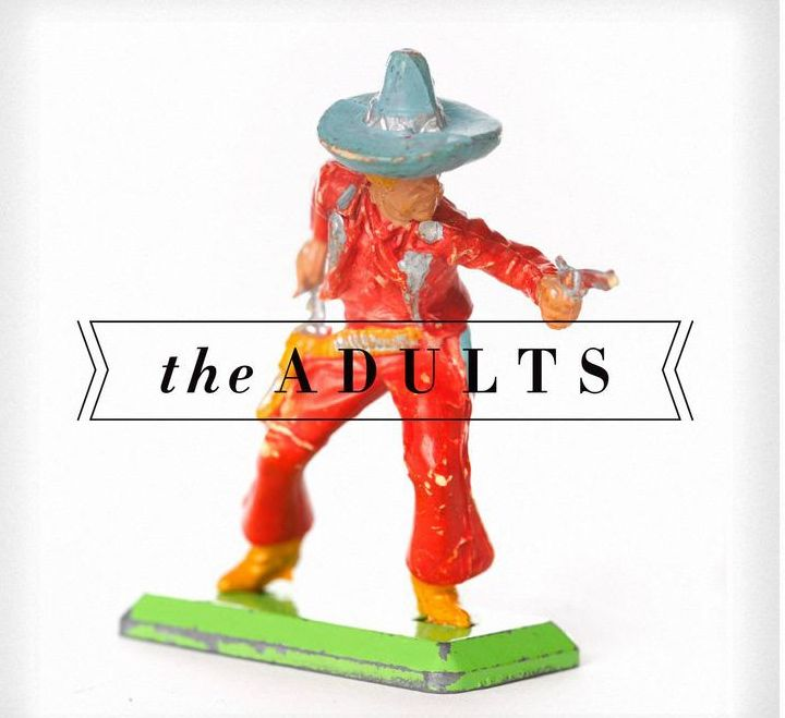 The Adults - The Adults