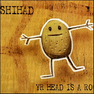 Yr' Head Is A Rock cover art