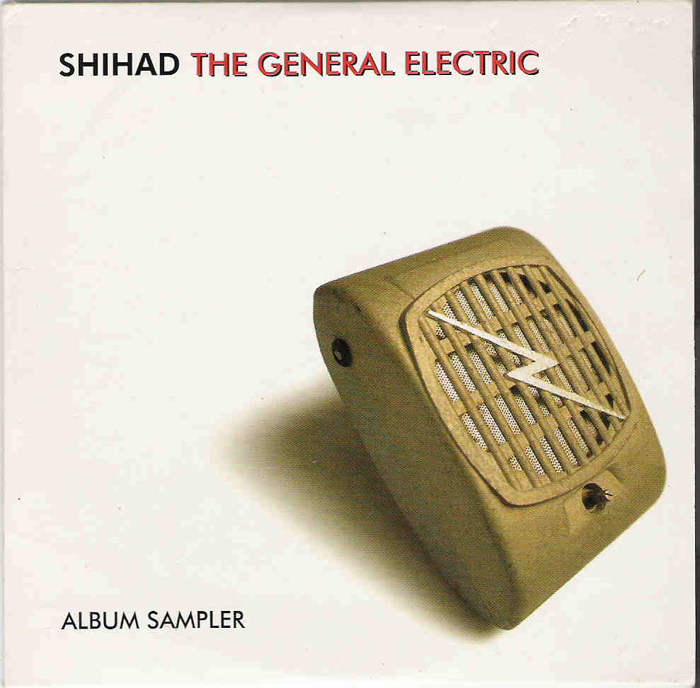 The General Electric Sampler cover art